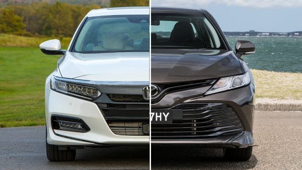 All-new 2020 Honda Accord vs Toyota Camry – Specs comparison