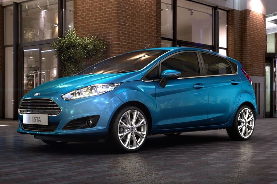 Ford Fiesta EcoBoost Review