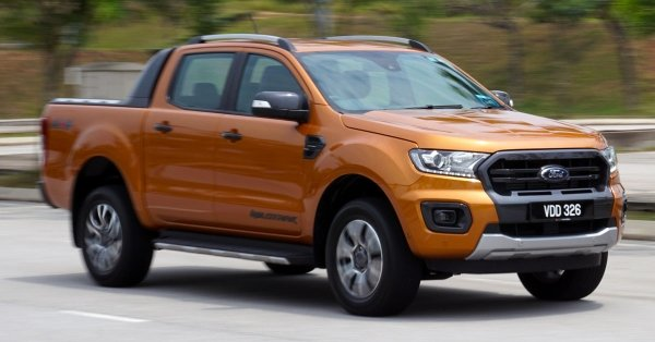 Next-gen 2022 Ford Ranger could gain 267 PS, 680 Nm PHEV variant, arriving in Malaysia in 2023?