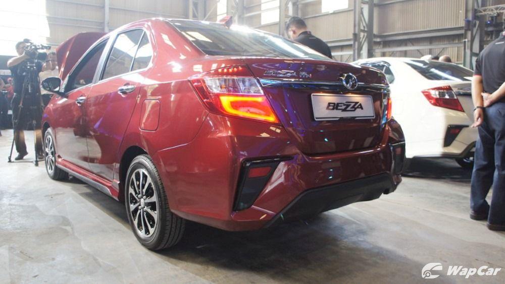 2020 Perodua Bezza 1.3 AV AT Others 010