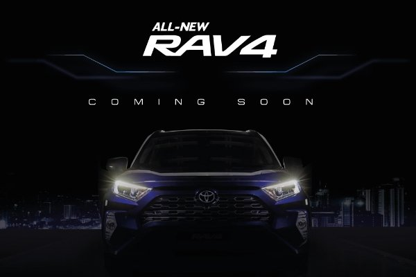 All-new 2020 Toyota RAV4 teased, launching in Malaysia soon