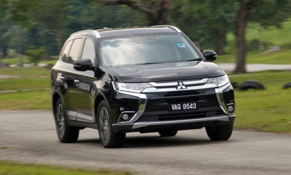 Deal breakers: The Mitsubishi Outlander air-conditioning system needs to be improved