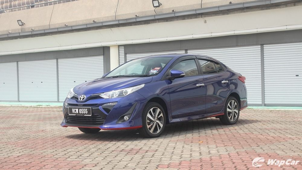new toyota vios-I'm looking for a solution to this. If I got RM50k for the first car should I get new toyota vios? Should i just accept it?10