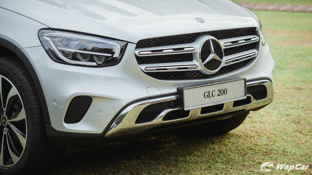 2020 Mercedes-Benz GLC 200  Others 006