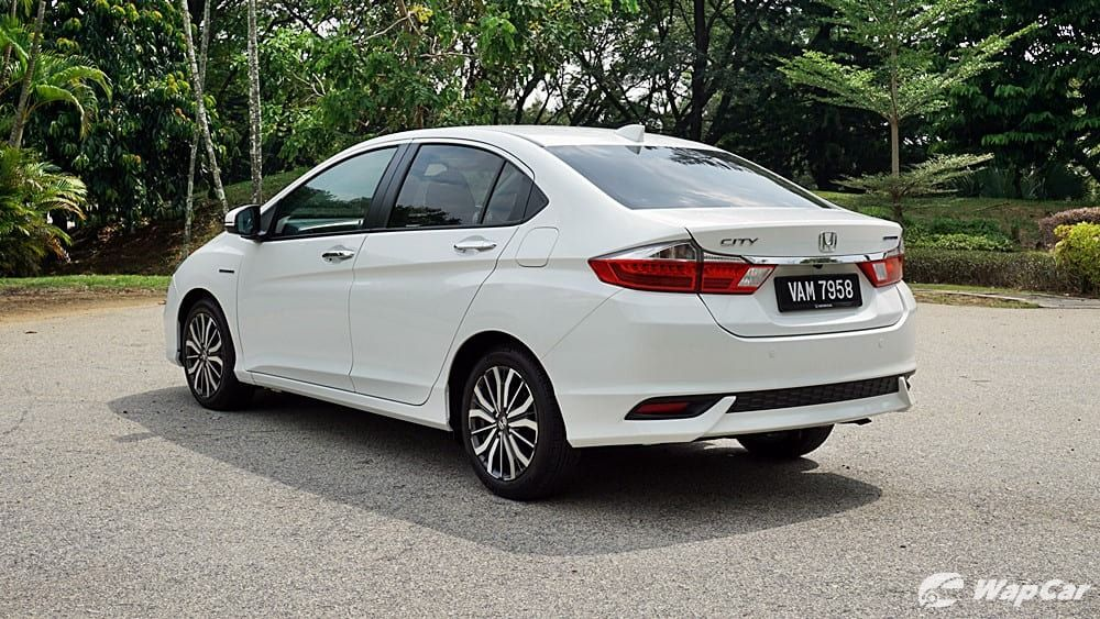 honda city 2017-I drove a smaller car before. Why does each honda city 2017 differ aesthetically? I think i just felt it.00
