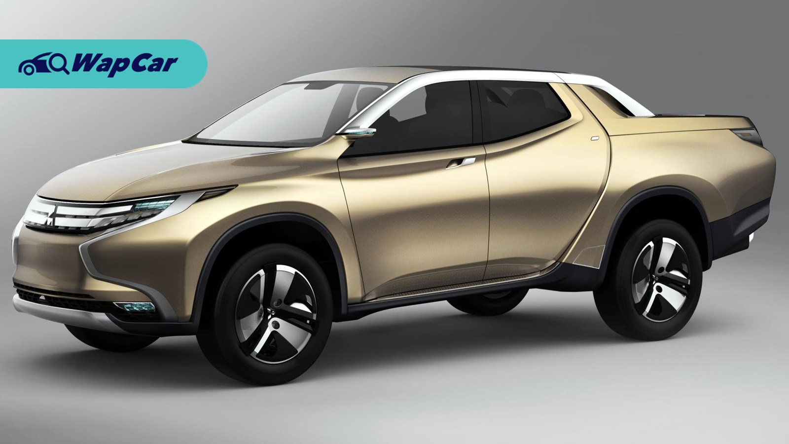 All-new Mitsubishi Triton confirmed for 4, Xpander Hybrid in