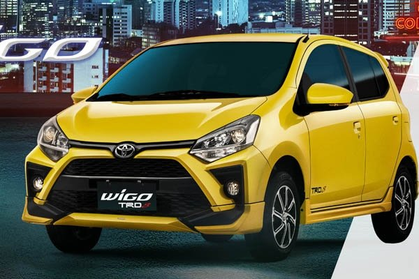 New Toyota Wigo launched, LHD Perodua Axia with Android Auto!
