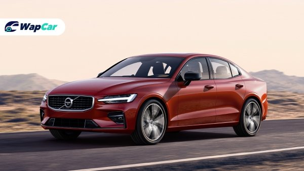 A better value CKD Volvo S60 T8 R-Design is coming to Malaysia