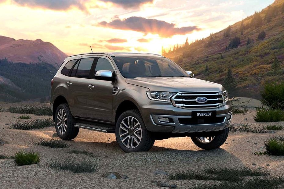 Ford Everest (2017) Others 003