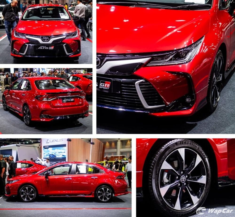 2020 Toyota Corolla Altis GR Sport: All Show But No Go