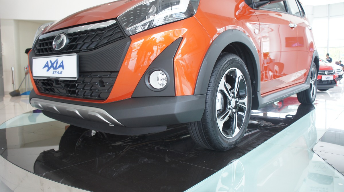 2019 Perodua Axia Style 1.0 AT Others 009