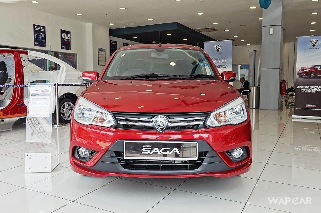 2018 Proton Saga 1.3 Premium CVT Others 002