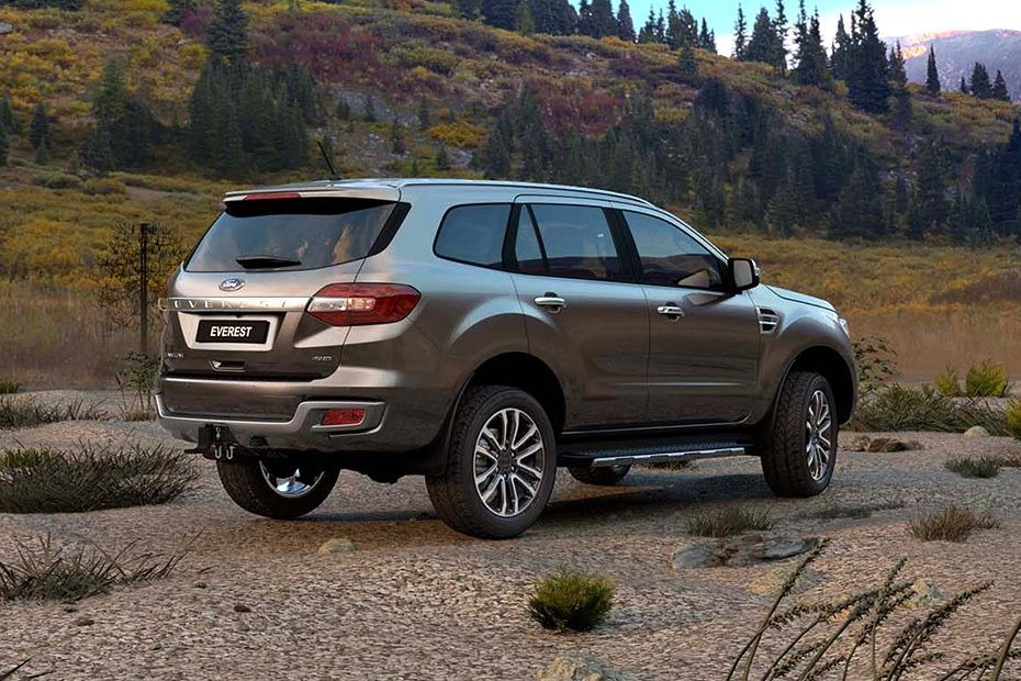 Ford Everest (2017) Others 006