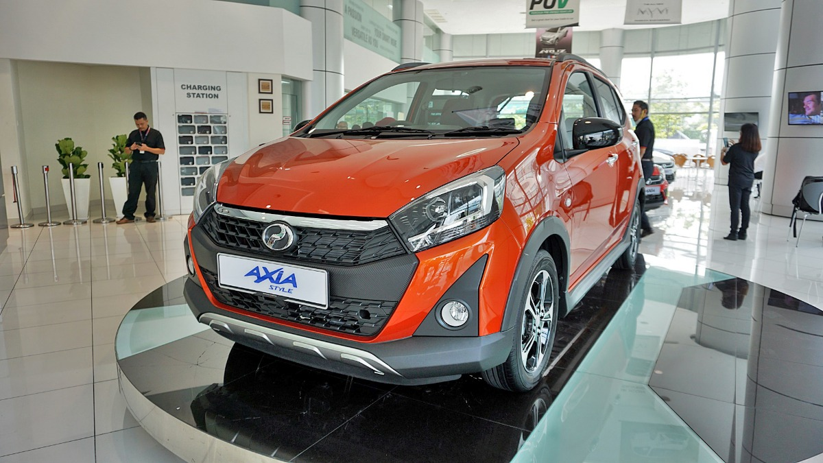 2019 Perodua Axia Style 1.0 AT Others 002