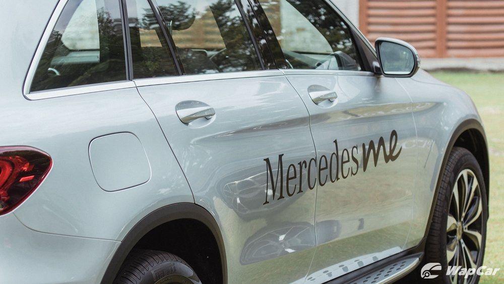 2020 Mercedes-Benz GLC 200  Others 009