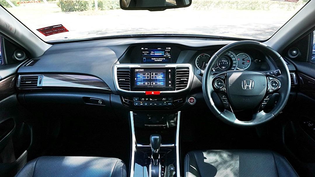 2018 Honda Accord 2.4 VTi-L Advance Price, Reviews,Specs,Gallery In Malaysia | Wapcar
