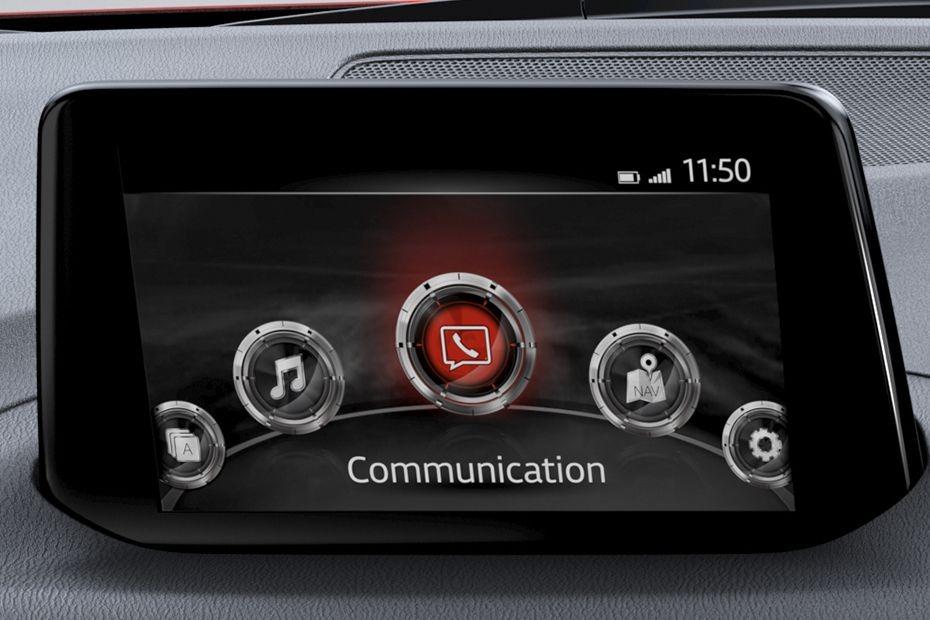 Mazda 3 Sedan (2018) Interior 003