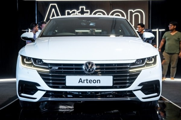 Volkswagen Arteon confirmed for Malaysia with a 2.0 TSI 190 PS engine
