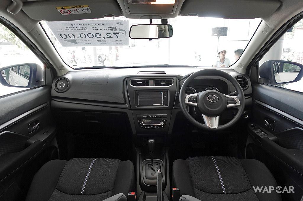 2019 Perodua Aruz 1.5 X Others 001