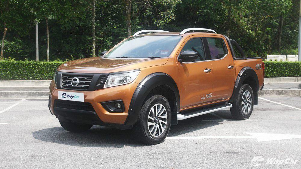 2018 Nissan Navara VL 2.5 (A) Exterior 001