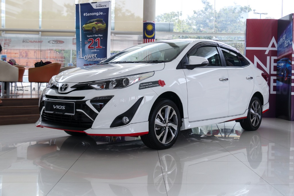 new model vios 2019-The car served me long enough. How much power does the new model vios 2019 engine make? How do i start?02