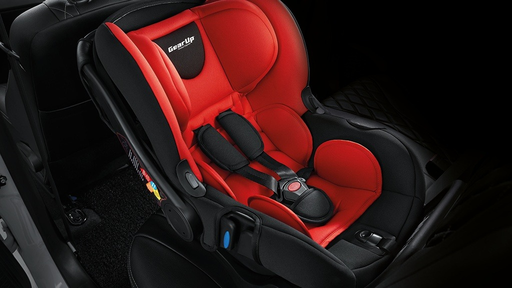 Child seat policy will take effect in January 2020