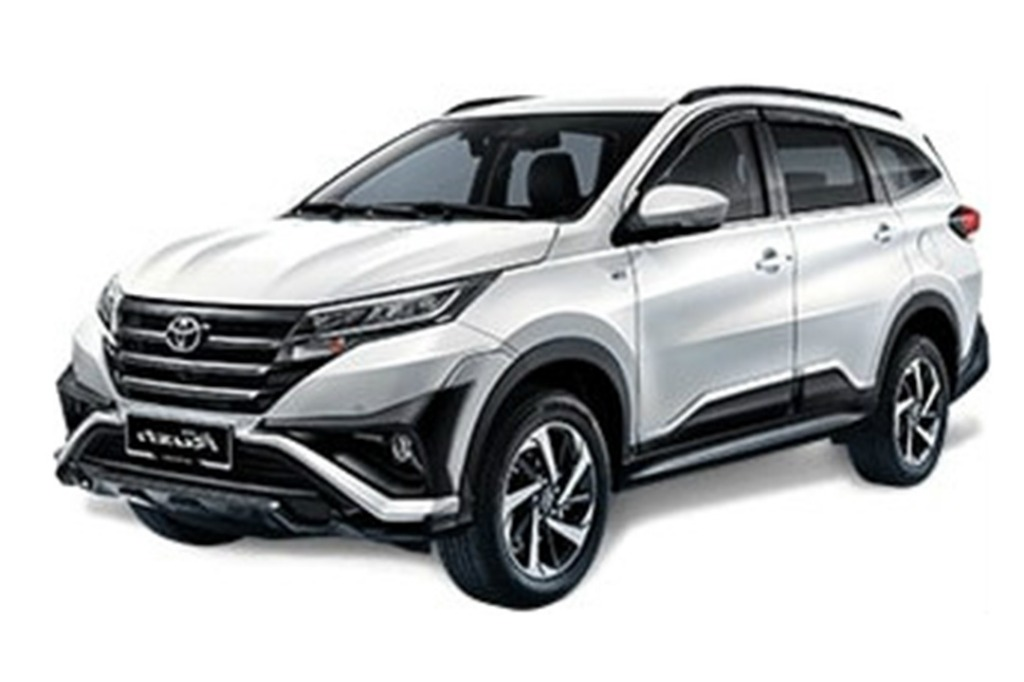 Toyota Rush (2019) Others 004