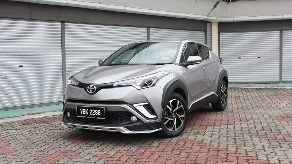 2019 Toyota C-HR 1.8 Others 001
