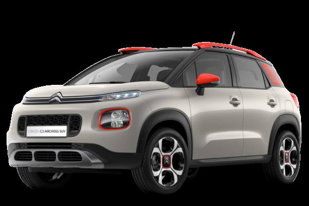 2019 Citroën New C3 AIRCROSS SUV