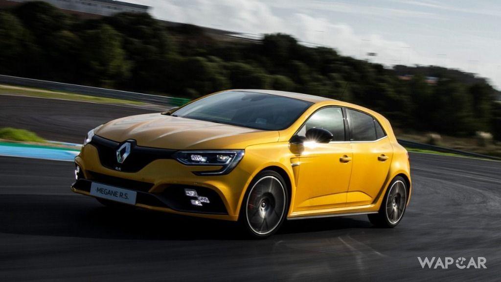 Renault Megane RS 280 Cup Public(2019) Exterior 001