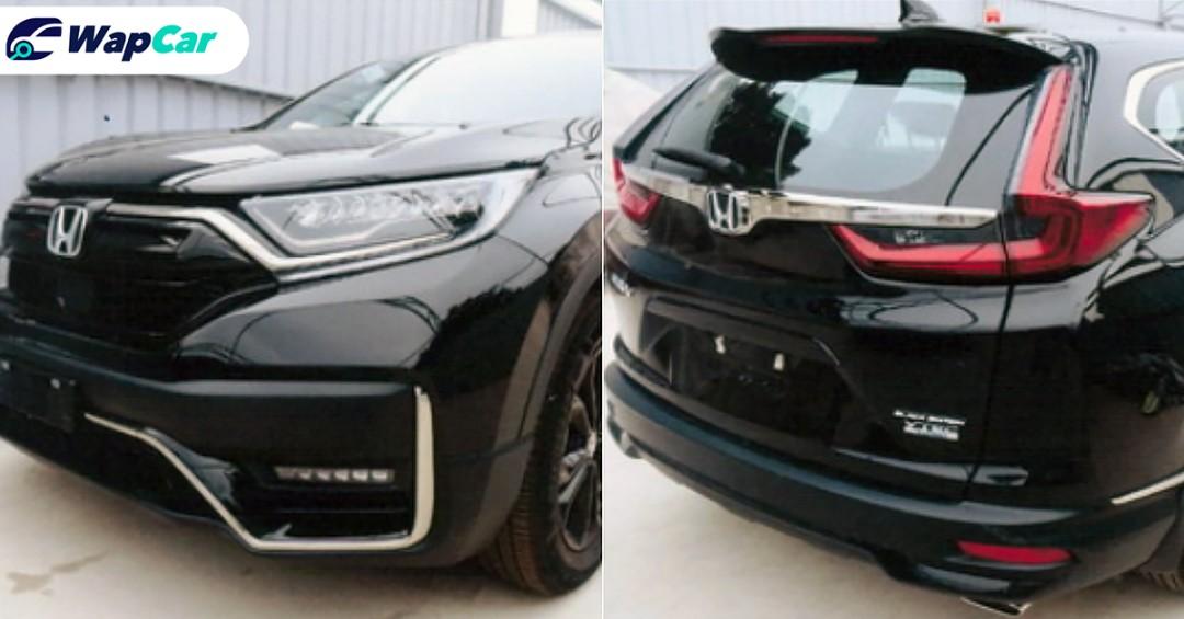 Spied: New 2020 Honda CR-V facelift seen in Vietnam ...
