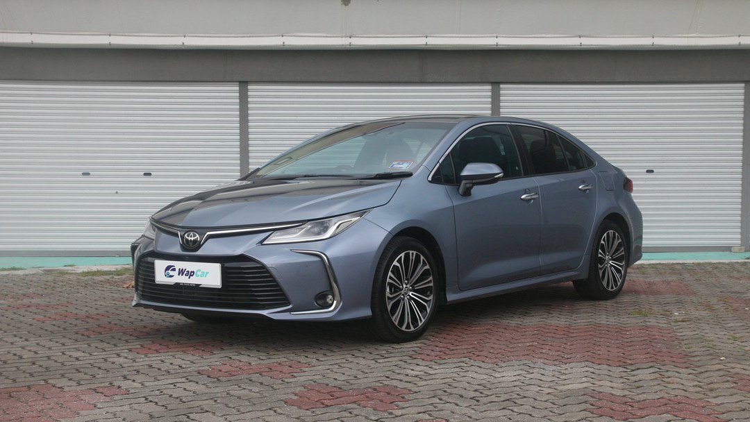 2019 Toyota Corolla Altis 1.8G Price, Reviews,Specs,Gallery In Malaysia   Wapcar