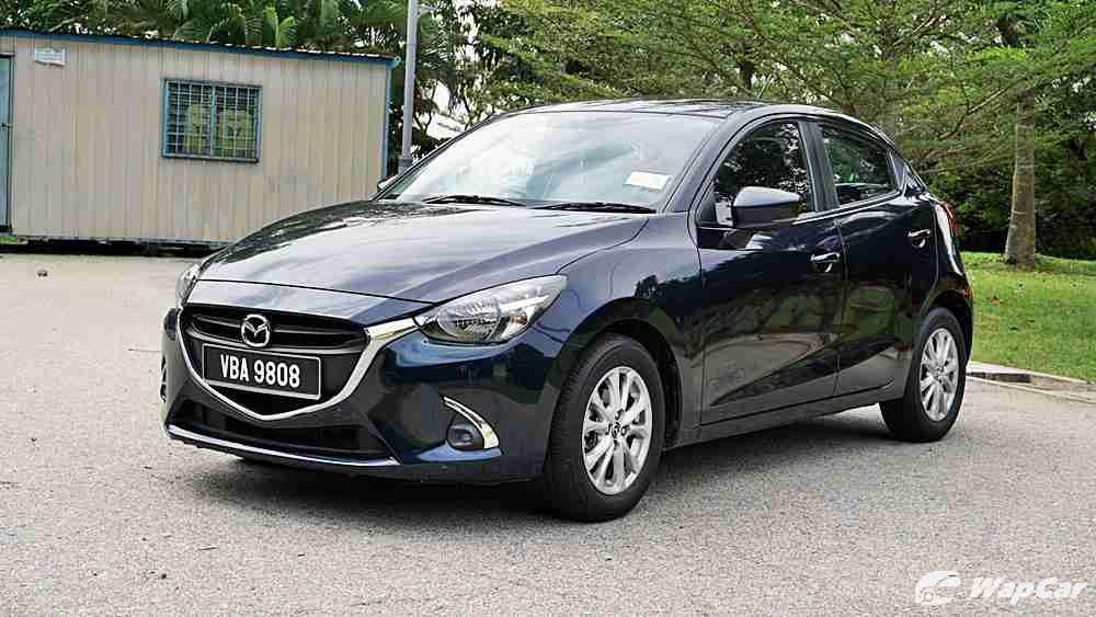 2018 Mazda 2 Hatchback 1.5 Hatchback GVC Mid-spec Others 001