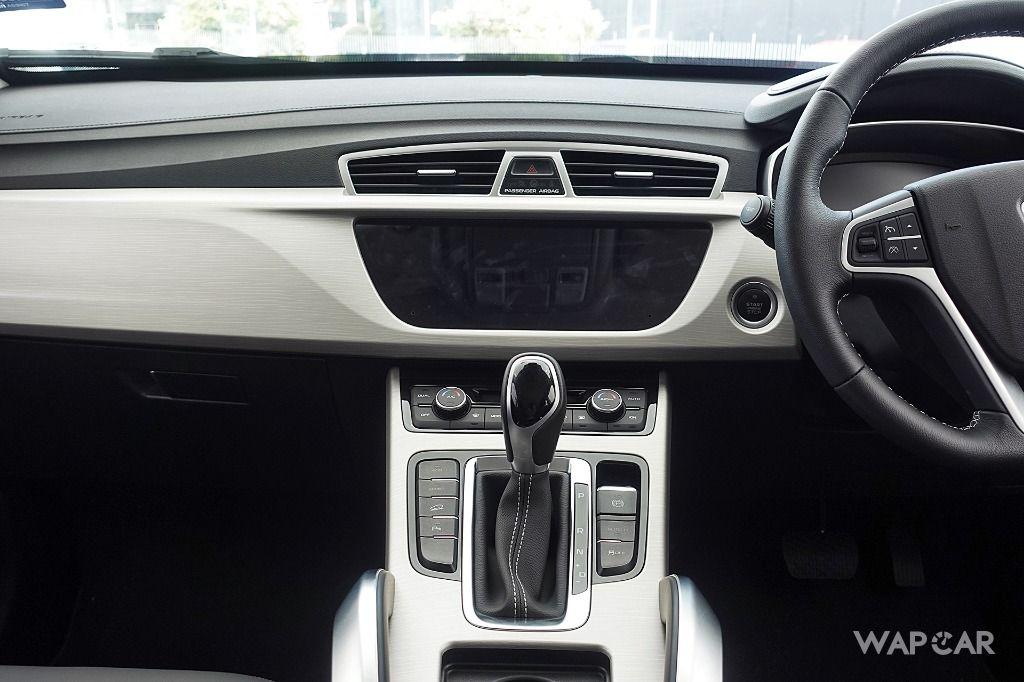 2018 Proton X70 1.8 TGDI Executive AWD Others 005