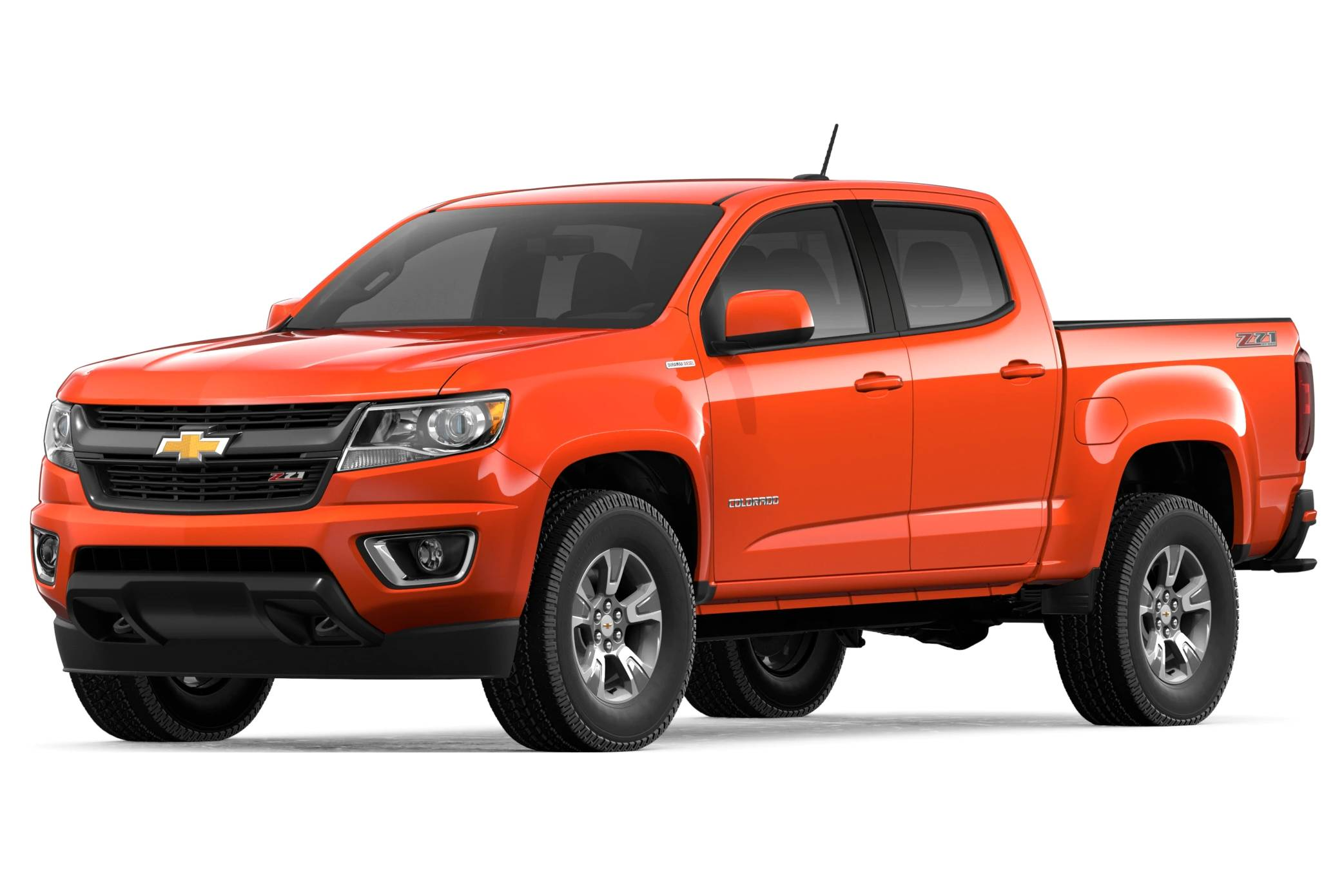 2017 Chevrolet Colorado 2.8 LTZ