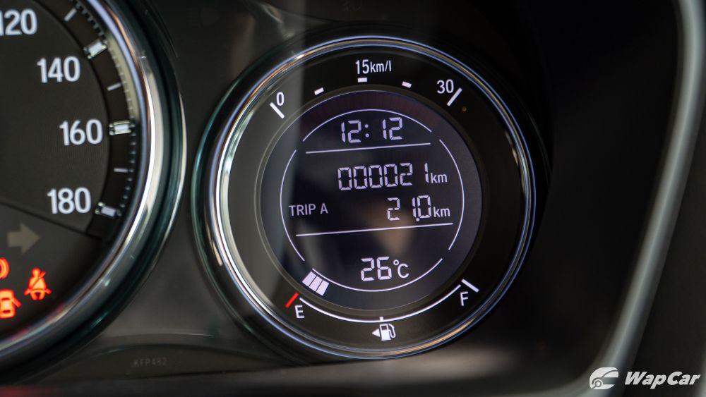 2020 Honda BR-V 1.5L V Interior 004