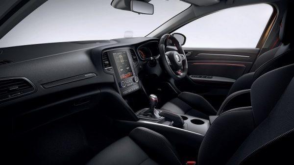 Renault Megane RS 280 Cup Public(2019) Interior 004
