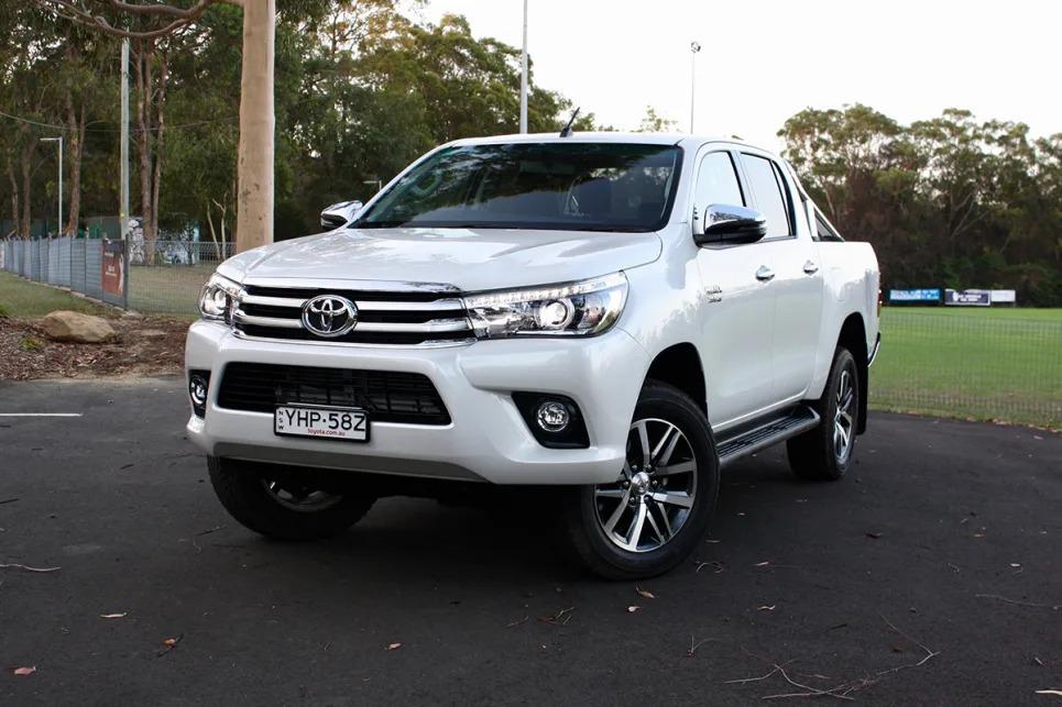 Toyota Hilux 01
