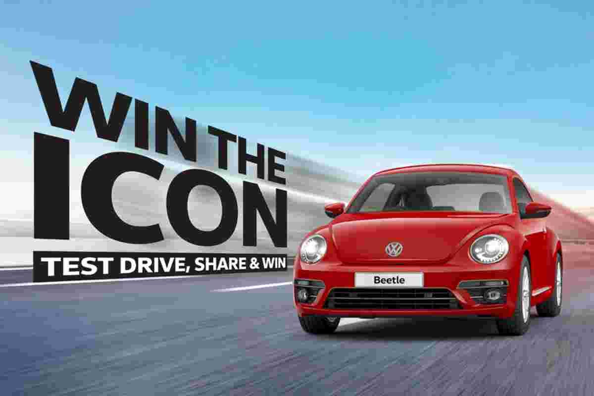 Volkswagen Malaysia launches Beetle giveaway contest