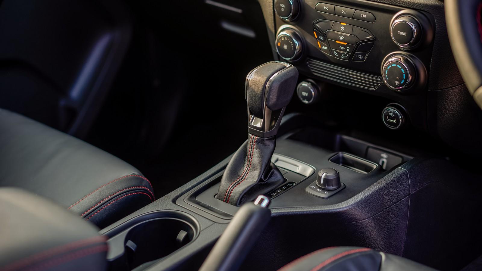 2020 Ford Ranger FX4 Interior 004