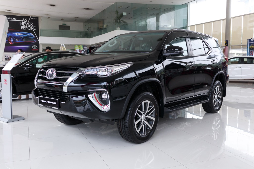 2018 Toyota Fortuner 2.7 SRZ AT 4x4 Others 001