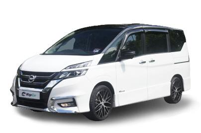Nissan Serena S-Hybrid