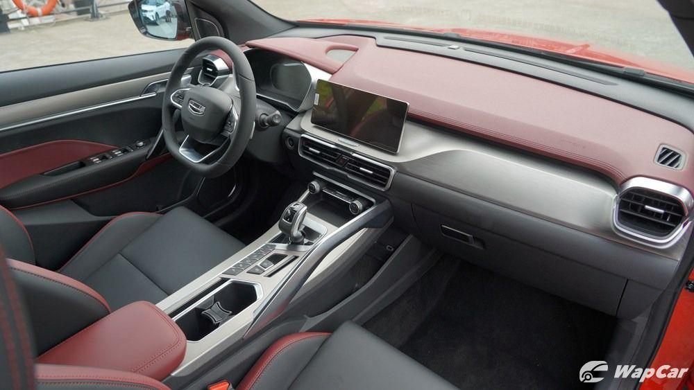 2020 Proton X50 International Version Interior 009