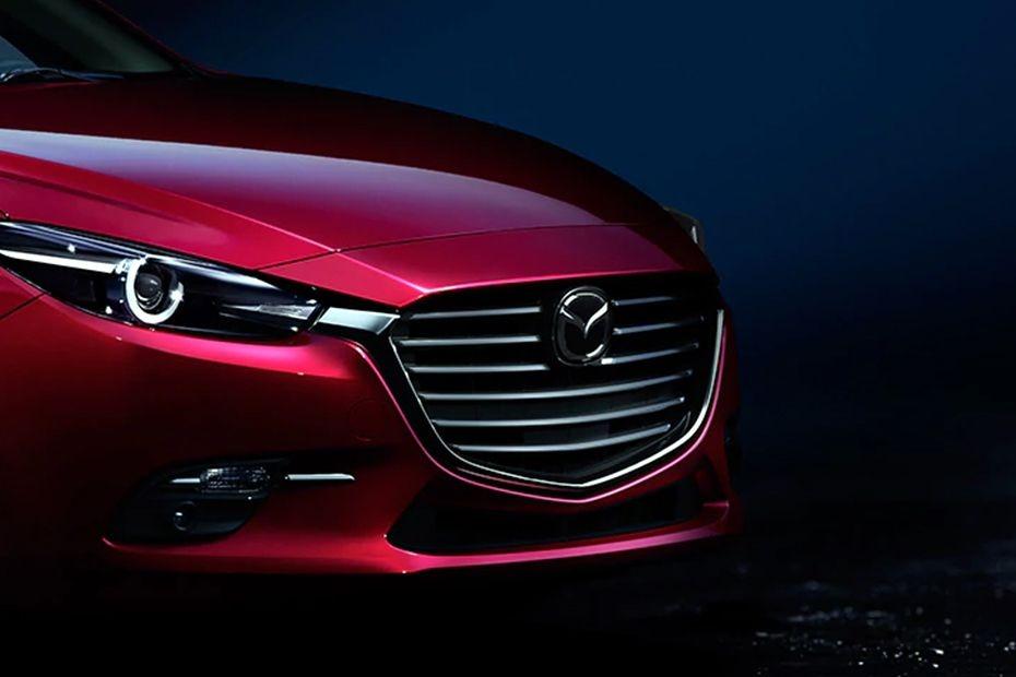 Mazda 3 Sedan (2018) Exterior 007