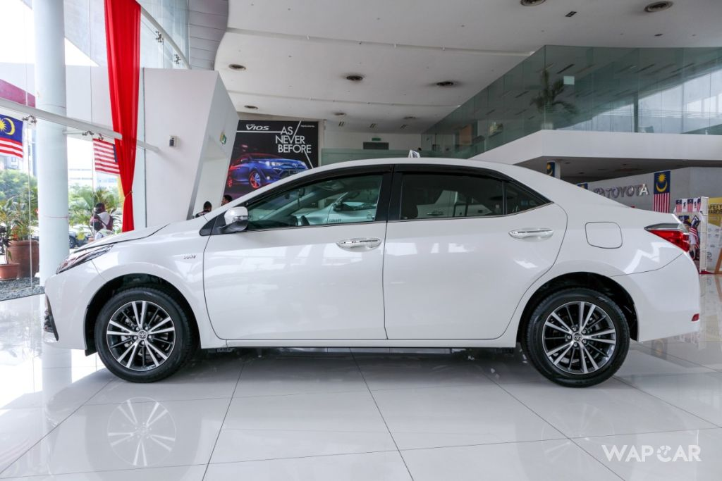 2018 Toyota Corolla Altis 1.8G Others 006