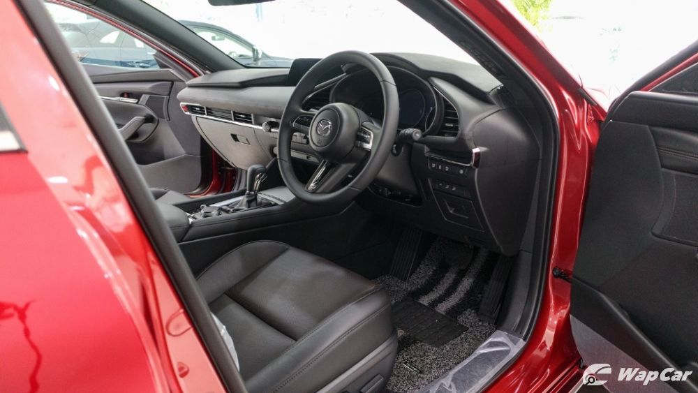 2019 Mazda 3 Liftback 2.0 SkyActiv High Plus Interior 002