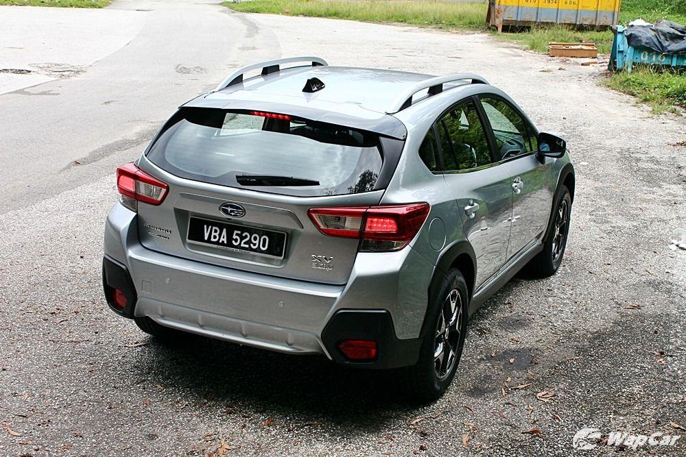 2019 Subaru XV rear
