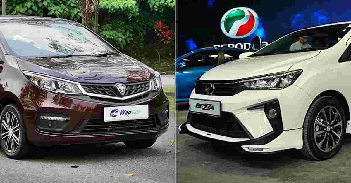 New 2020 Perodua Bezza vs 2019 Proton Persona – Is bigger always better?