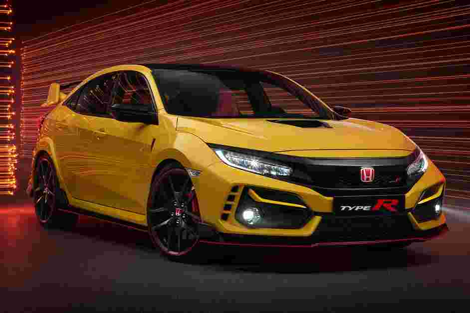 2020 Honda Civic Type R Limited Edition is so track focused, it doesn't even have air cond