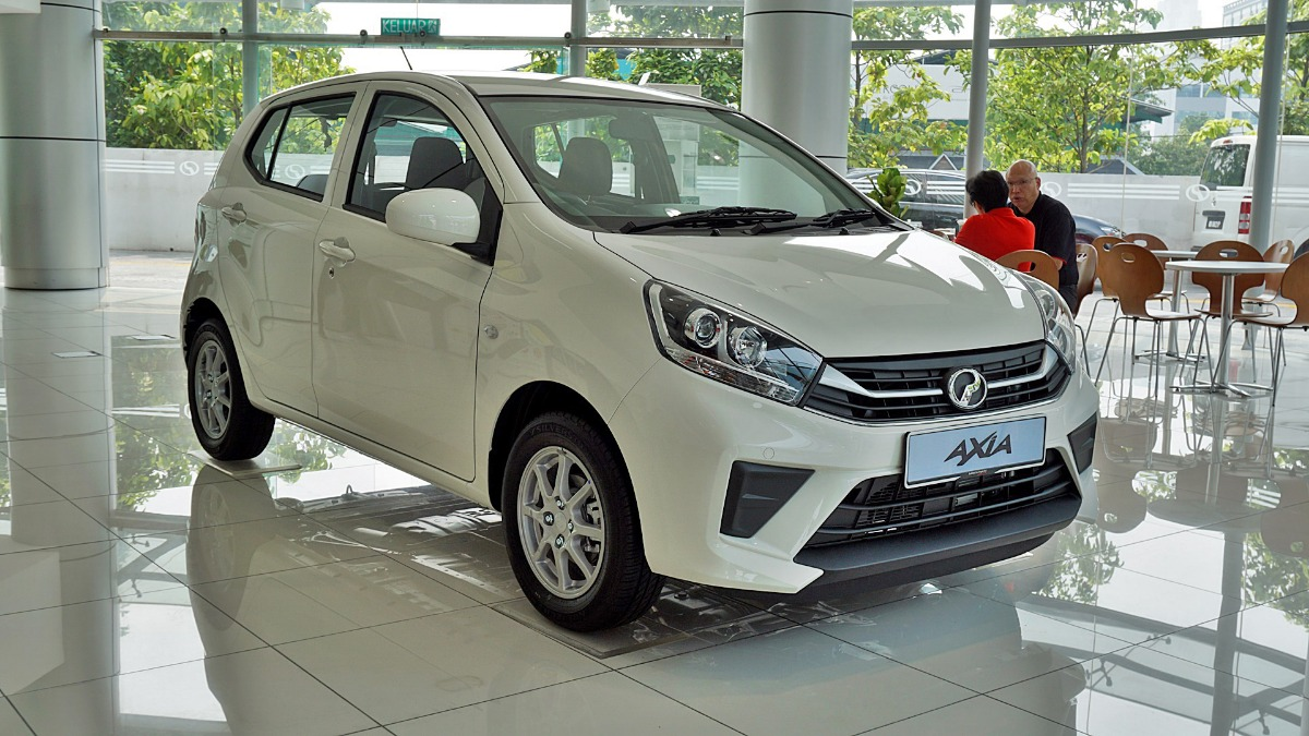 2019 Perodua Axia GXtra 1.0 AT Others 003